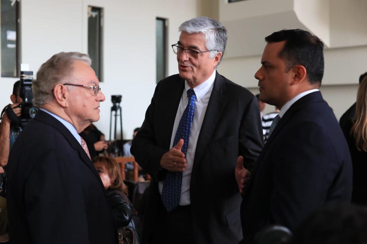 Carlos Vielmann critica a FECI y Cicig por audio filtrado