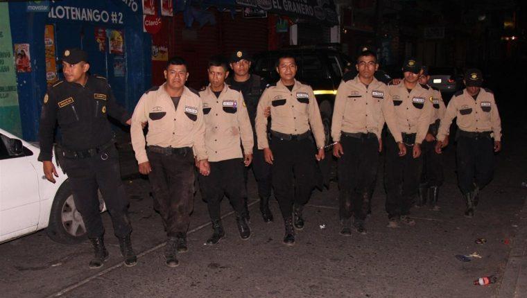 Guardias Privados Laboran Sin Tener Una Acreditación
