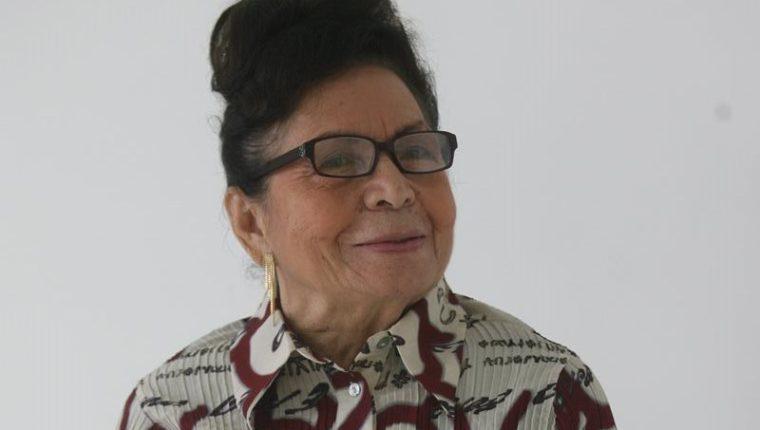 Atala Valenzuela, periodista guatemalteca (Foto: Hemeroteca PL).