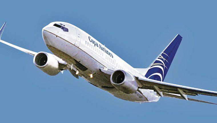 Copa Airlines es una de las firmas participantes en encuentro de aerolíneas. (Foto: Hemeroteca PL)