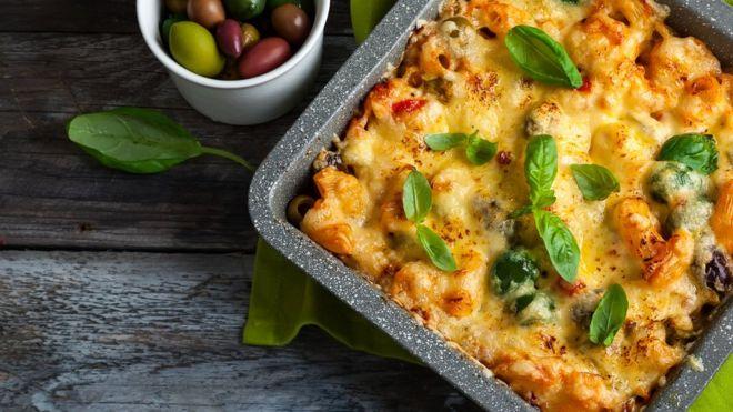 Los macarrones con queso no siempre tuvieron este aspecto. (Foto: Sarsmis). GETTY IMAGES