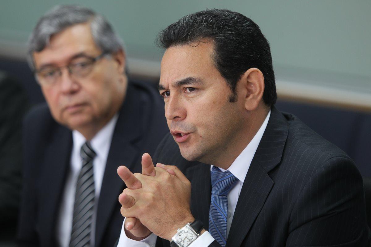 Morales ofrece programas sociales y más seguridad