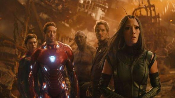 Iron Man y Spider-Man son algunos de los protagonistas de la película. MARVEL/DISNEY