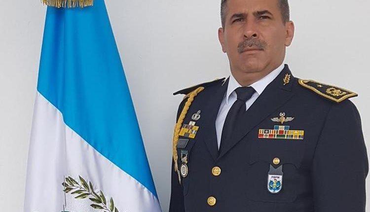 El general Érick Melgar Padilla debe regresar a sus labores este martes. (Foto Prensa Libre: Hemeroteca PL)