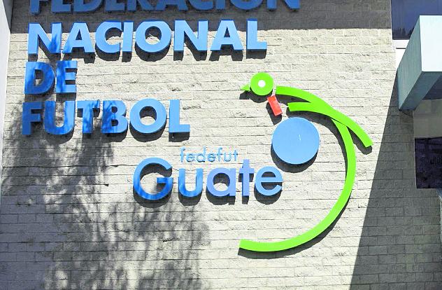 La Fedefut fue castigada con una multa. (Foto Prensa Libre: Hemeroteca PL)