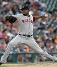 Los Medias Rojas de Boston derrotaron al pitcher dominicano Fernando Abad en la primera audiencia de arbitraje salarial este año. (Foto Prensa Libre: AP)