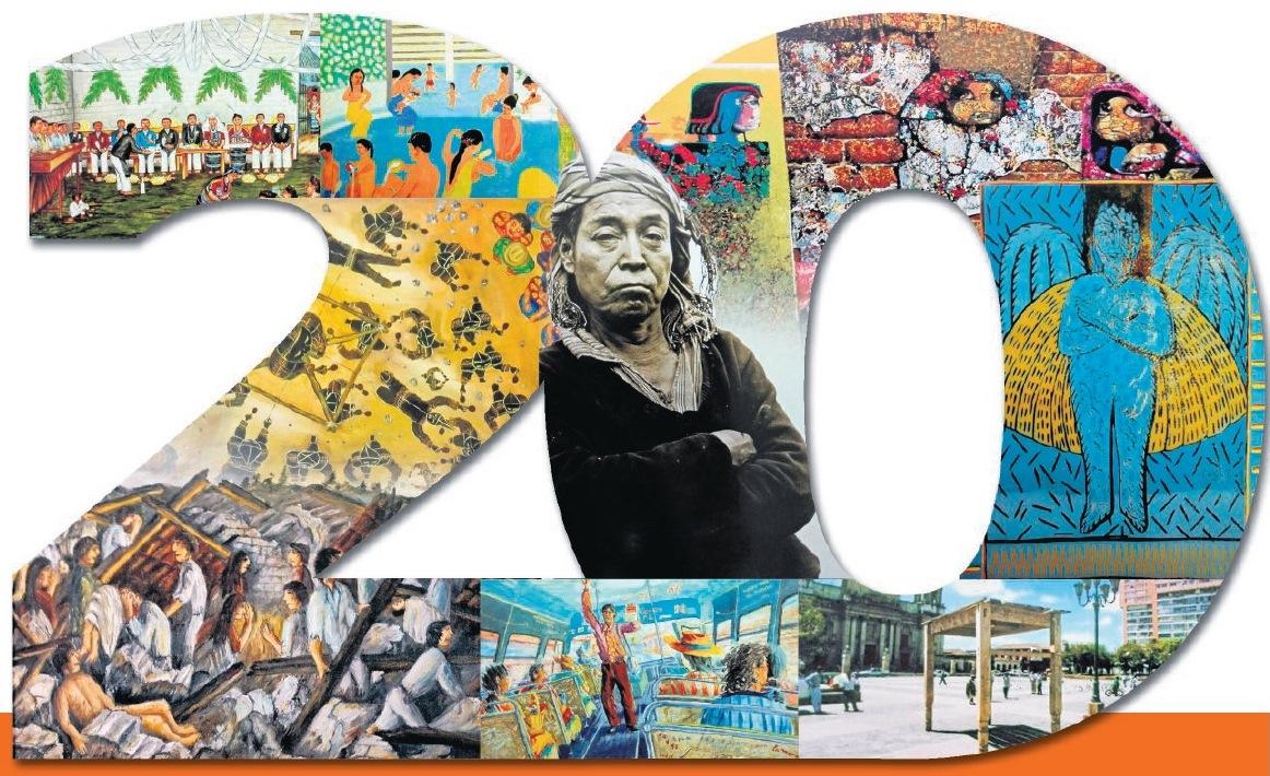 La Bienal de Arte Paiz llega a su edición número 20