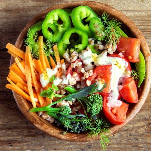 Sea cual sea la dieta, la alimentación debe ser nutritiva. THINKSTOCK