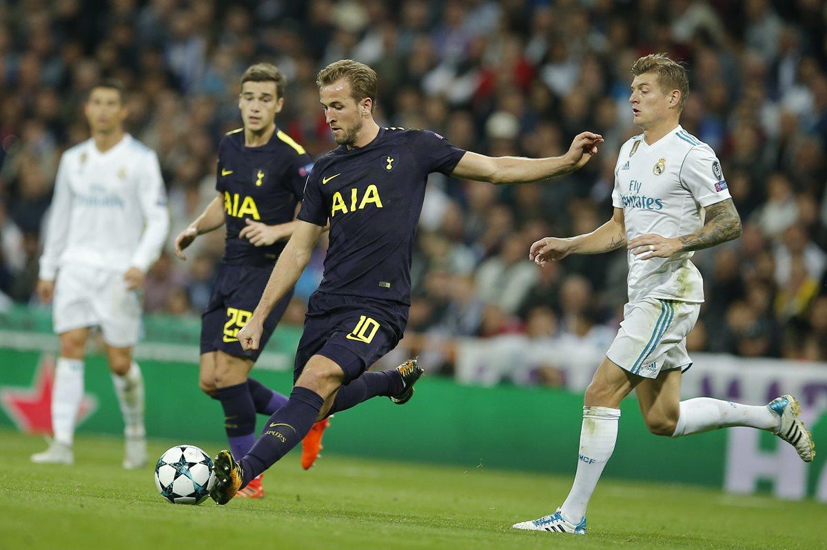 ¿En realidad existen negociaciones entre Real Madrid y Tottenham por Harry Kane?