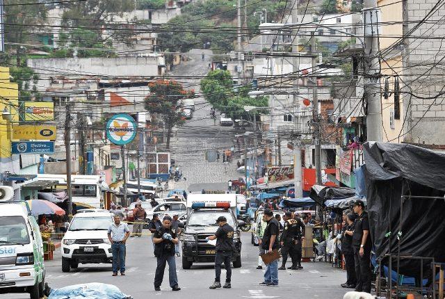 Sicarios se ensañaron el viernes contra trabajadores de servicios de telefonía celular. (Foto: Erick Avila)