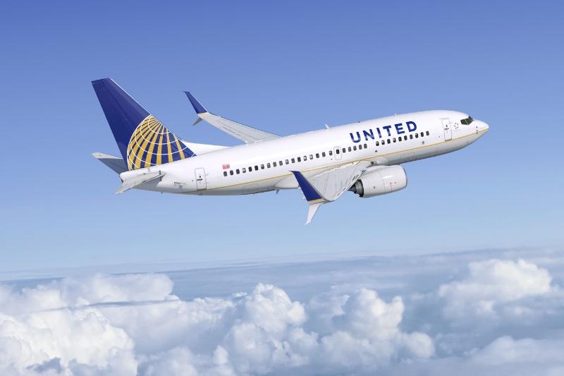 United fue la primera aerolínea estadounidense en ordenar jets comerciales. (Foto Prensa Libre: Hemeroteca PL)