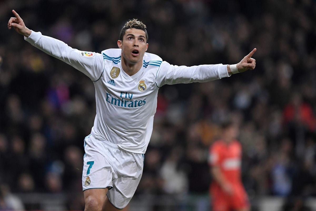 Cristiano arrolla a la Real Sociedad con un triplete a pocos días del PSG
