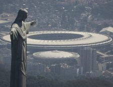 El Maracaná albergó la final del mundial de Brasil 2014. (Foto Prensa Libre: AP)