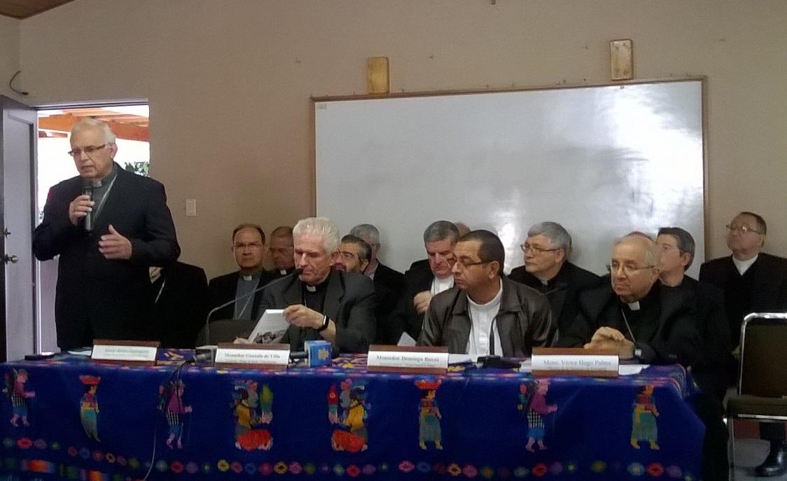 Conferencia Episcopal de Guatemala, dio a conocer a través de un comunicado que la intención de los congresistas tendría a su parecer un trasfondo político. (Foto Prensa Libre: Hemeroteca PL)