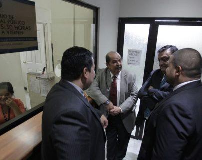 Sala anula libertad a tres excongresistas