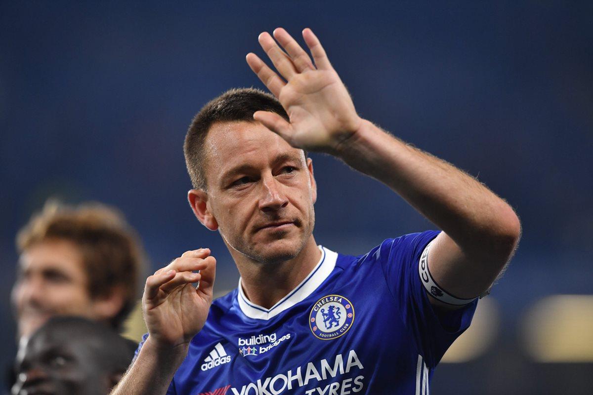 Terry no descarta retirarse a final de temporada