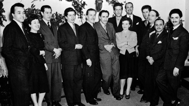 """De los miembros del Servicio Latinoamericano de la BBC se logró conformar un """"grupo extraordinario"""" de autores, directores e intérpretes."""