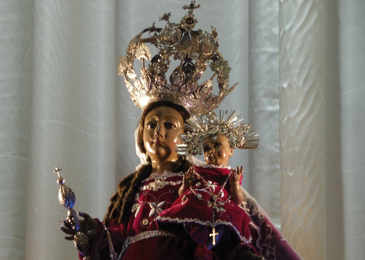 Las razones por las cuales los mixqueños veneran a la Virgen de Morenos, y porqué es llamada así