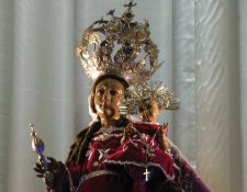 Virgen de Morenos, protectora de los mixqueños. (Foto: Hemeroteca PL)