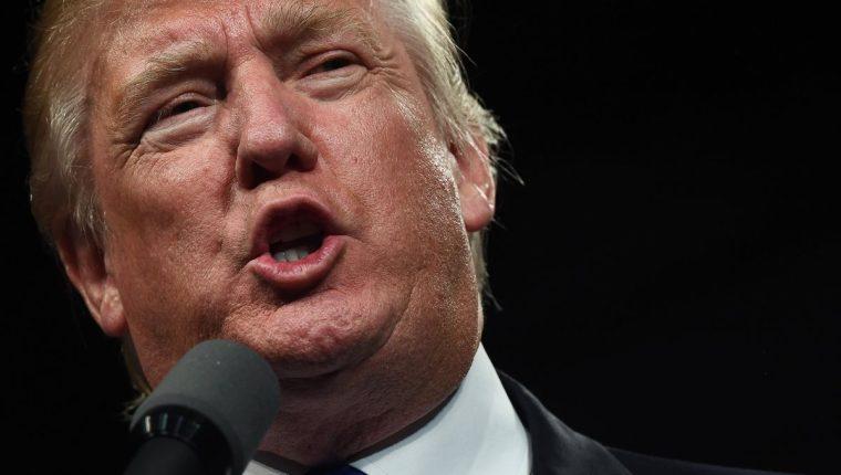 The New York Times revela cómo el candidato republicano habría implementado un manejo legal para no pagar impuestos. (Foto Prensa Libre: AFP)