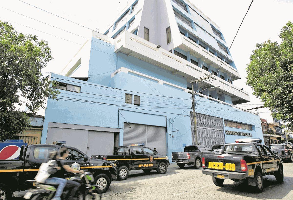Justicia busca reducir costos al contar con un edificio propio para juzgados de Femicidio. (Foto Prensa Libre: Hemeroteca PL)