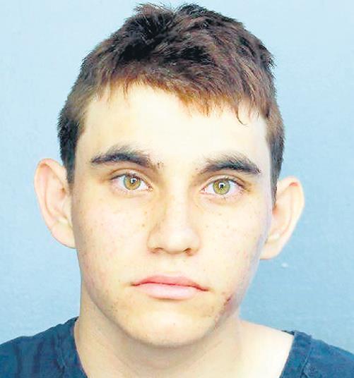 La Fiscalía de Florida reveló una serie de videos en los que Nikolas Cruz relata sus intenciones de matar al menos 20 personas. (Foto Prensa Libre: EFE)