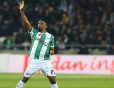 Samuel Eto'o comenzará una nueva aventura, ahora en el futbol de Qatar. (Foto Prensa Libre: Hemeroteca PL)