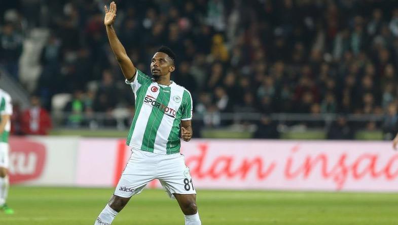 Samuel Eto'o se resiste al retiro, el camerunés jugará en el futbol de Qatar