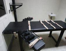 Módulo letal ubicado dentro de la Granja Penal Pavón. (Foto Prensa Libre: Hemeroteca PL)