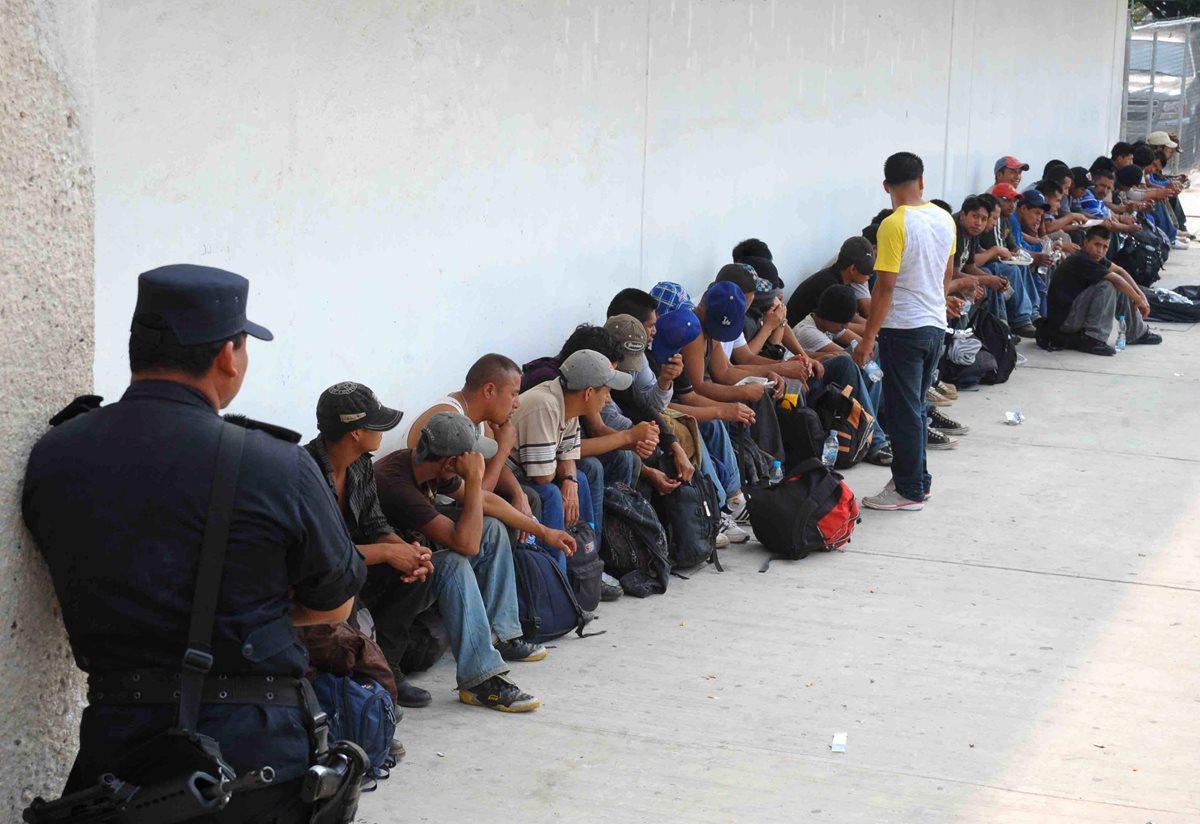 México deportó a 66 mil 547 guatemaltecos que iban a EE.UU – Prensa Libre
