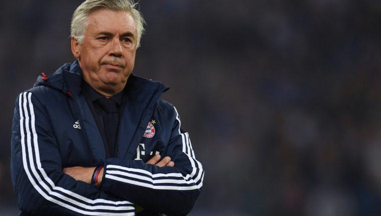 Carlos Ancelotti aún quiere dirigir a clubes y descarta por el momento ser el seleccionador de su país. (Foto Prensa Libre: AFP)