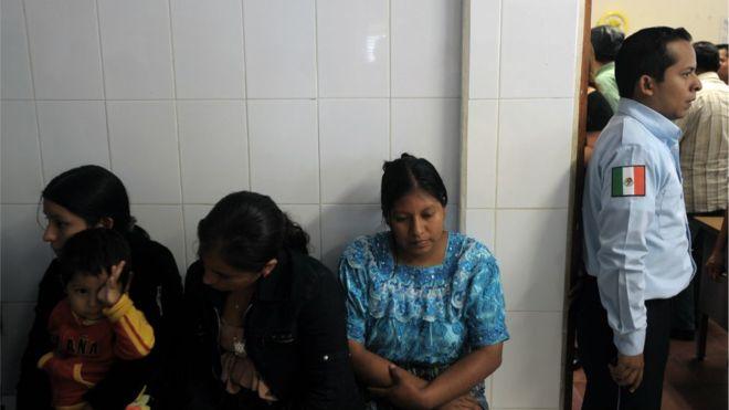 México deportó a casi 500 mil migrantes desde el 2015. JOSÉ CABEZAS/AFP