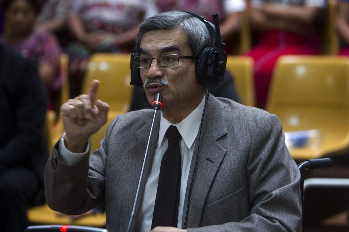 Tribunal autoriza que militar Rodríguez Sánchez sea operado