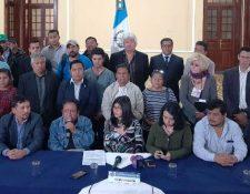 Diferentes sectores anuncian una manifestación para el 16 de noviembre para exigir la renuncia del presidente Jimmy Morales. (Foto Prensa Libre: Usac)