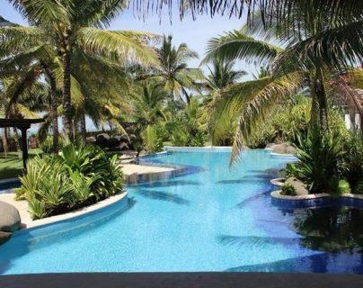 Casa de playa que ministros le regalaron a Otto Pérez Molina pasa a favor del Estado