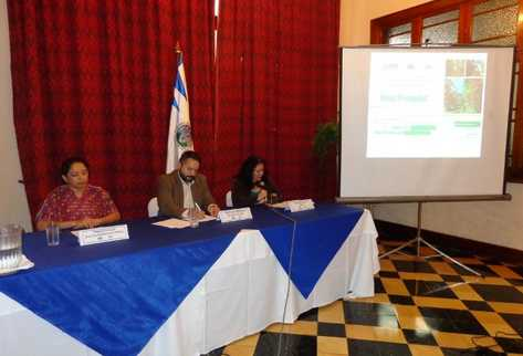Integrantes del Cecon piden al estado más recursos para la atención de áreas protegidas. (Foto cortesía del IPNUSAC)