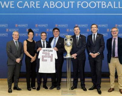 Alemania o Turquía, ¿Quién ganará la sede para la Eurocopa 2024?