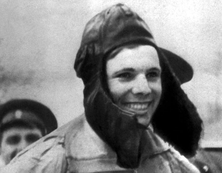 Yuri Alexeyevich Gagarin se convirtió en el primer hombre en el espacio. (Foto: Hemeroteca PL)