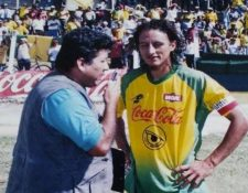 Emerson Marroquín jugó en varios equipos guatemaltecos. (Foto Prensa Libre: Facebook).