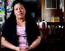 """La hija de Carmen fue una de las 114 personas indocumentadas que fueron arrestadas en una redada en Norwalk, Ohio. """"Ya no podemos vivir en paz"""", dice Carmen."""