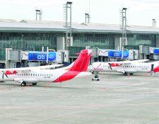 Diputados no quieren que el aeropuerto se llame monseñor Juan José Gerardi. (Foto Prensa Libre: Hemeroteca PL)