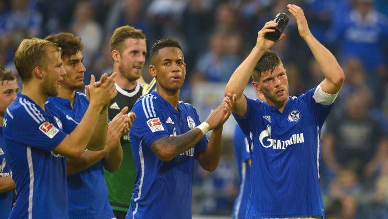 Jugadores de la Bundesliga le darán la bienvenida a los refugidados. ( Prensa Libre: AFP)