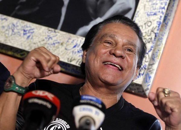 La vida del mejor boxeador latinoamericano será llevado a la pantalla grande. (Foto Prensa Libre: EFE)