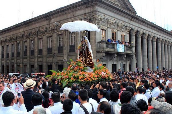 Image result for FIESTAS TITULARES en Quetzaltenango
