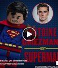 Griezmann es parte de Lego Batman, la película. (Foto Prensa Libre: Twitter)