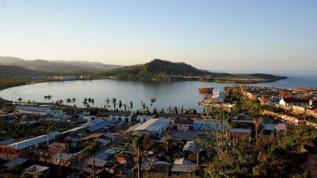 Enrique se estableció en Baracoa, una villa en el oriente de Cuba donde vivían muchos franceses que habían huído de la Revolución de Haití. AFP
