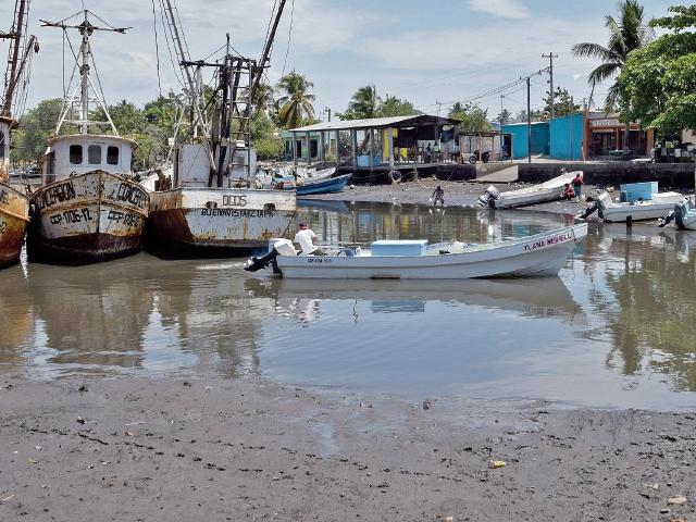 Cambio climático y daño ambiental afectan pesca