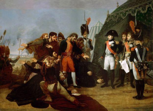 El cambio de monarca en el trono español fomentó los movimientos de independencia en las colonias. (Museo de Historia de Francia)