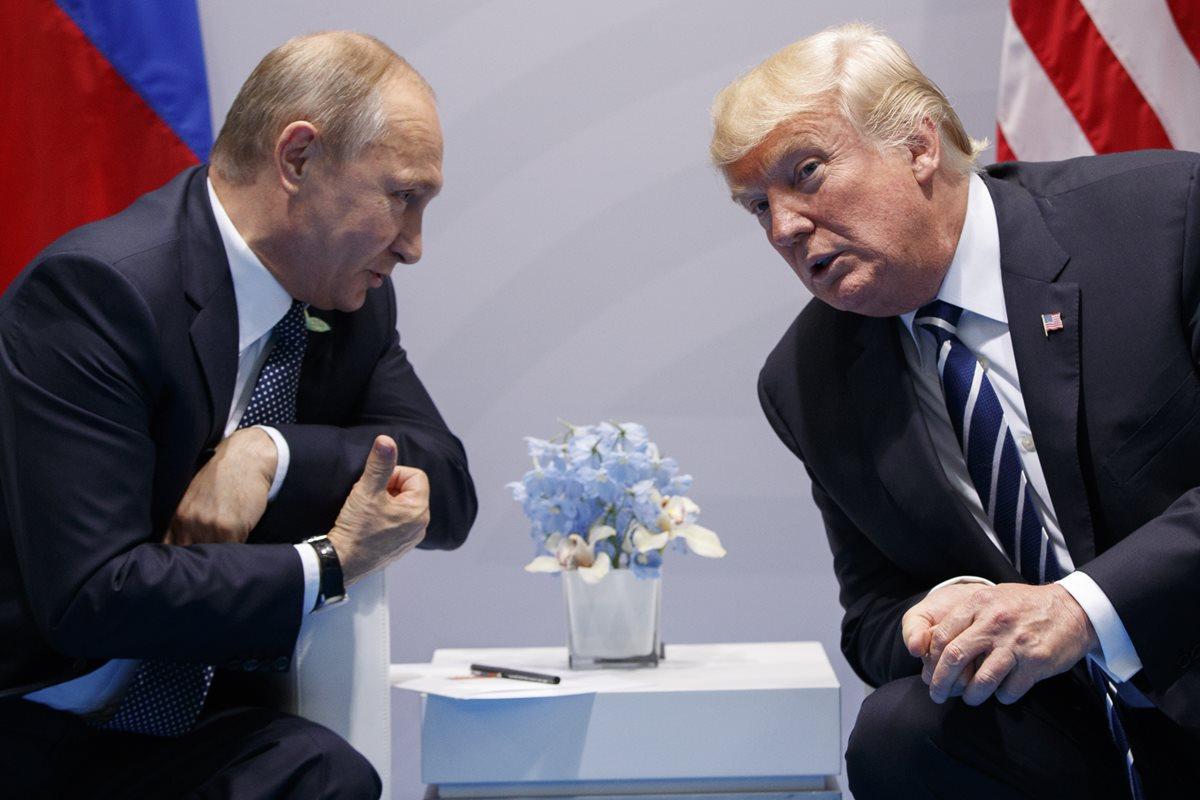 Trump mantuvo un segundo encuentro con Putin durante G20