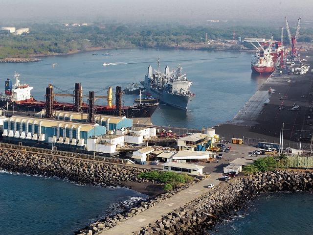 Puerto Quetzal programa ruta marítima de corta distancia con puerto de Chiapas